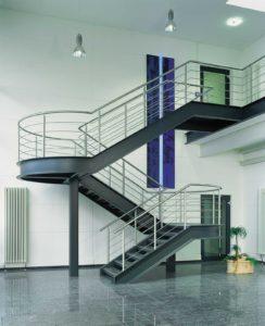 Mubea Technologiezentrum_3 Treppe