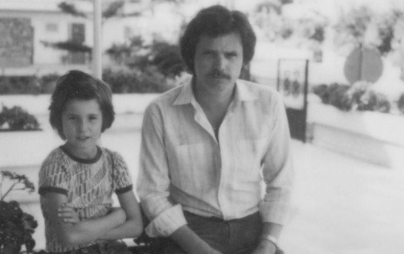 Jochen Brill mit Sohn Oliver