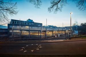 Parkdeckplanung und Parkdeckbau