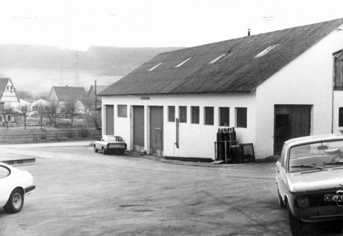Jochen Brill Halle Gründungsjahr 1978