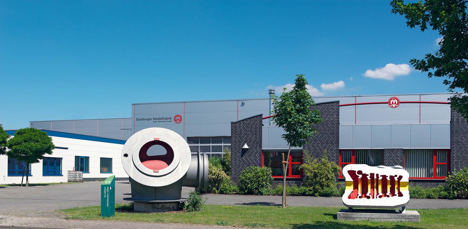 Duisburger Modellfabrik Produktionshalle_3