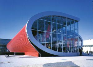 Messehalle Vodafone_3