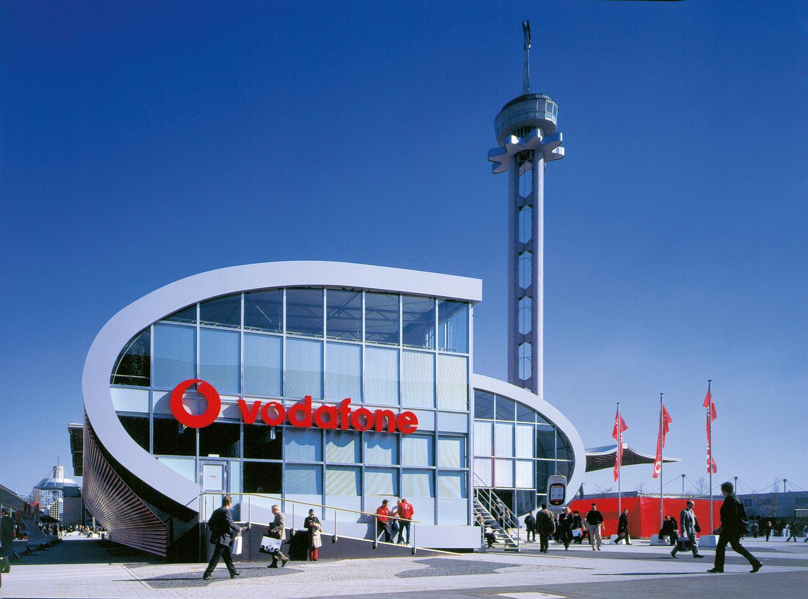 Messehalle Vodafone_2