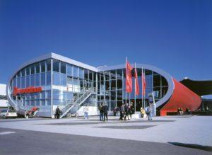 Messehalle Vodafone_1