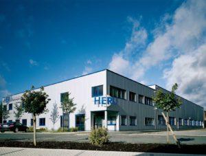 Brill Heru Produktionshalle